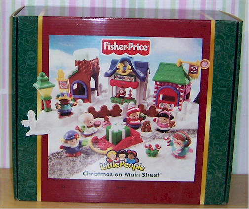 Fisher Price New Items For Christmas