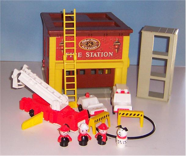 Firehouse Dog Toys