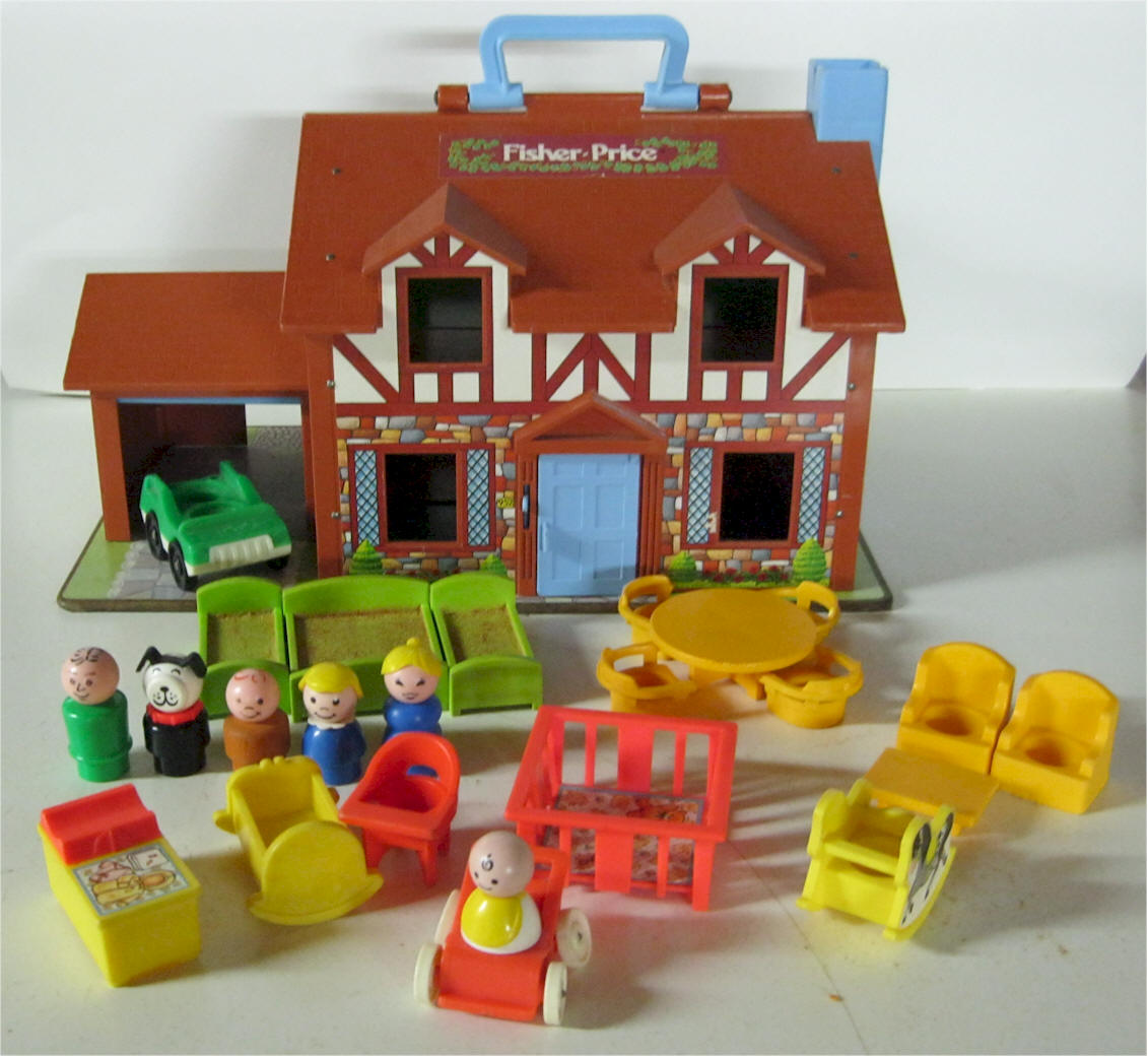 Toys For Family : Fisher price playsets