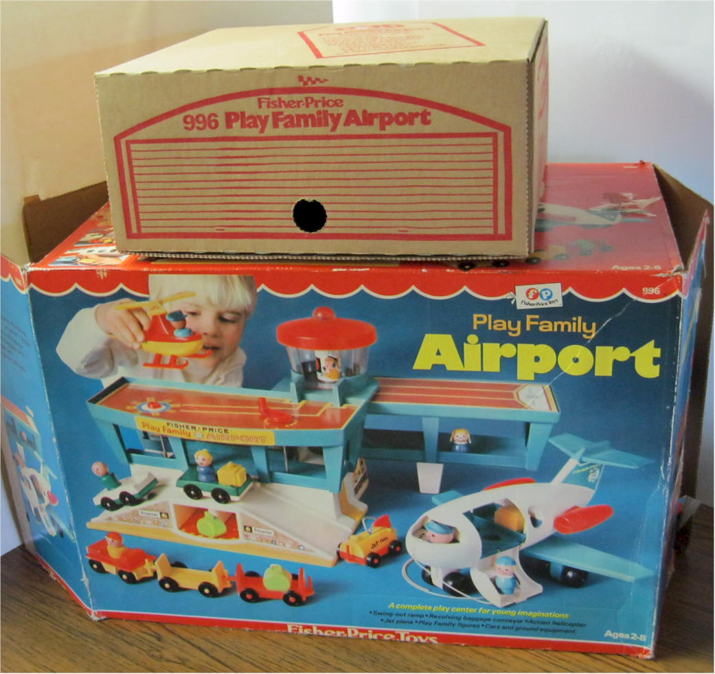 Fisher Price Play Sets