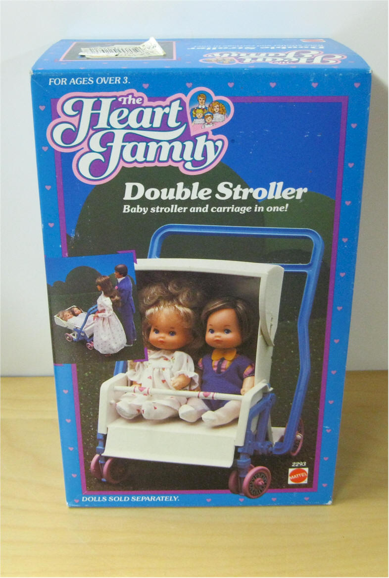 "1985 Mattel The Heart Family PLAYGROUND for 11/"" Dolls MIB"